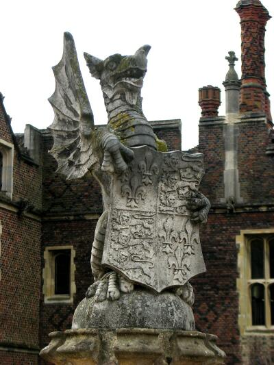 Gryphon, Hampton Court