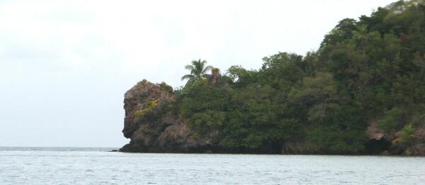 Morgan's Head, Isla Providencia, Colombia
