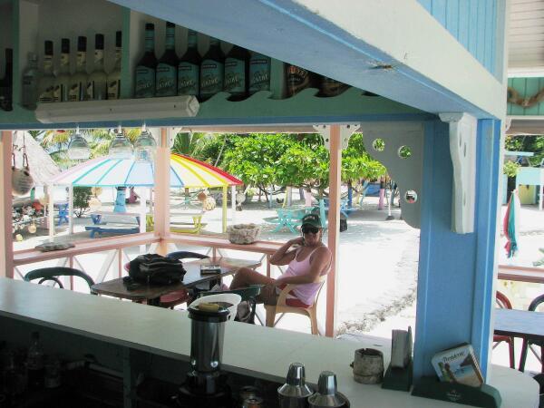 Grahams Place, Josh's Cay, Guanaja, Honduras