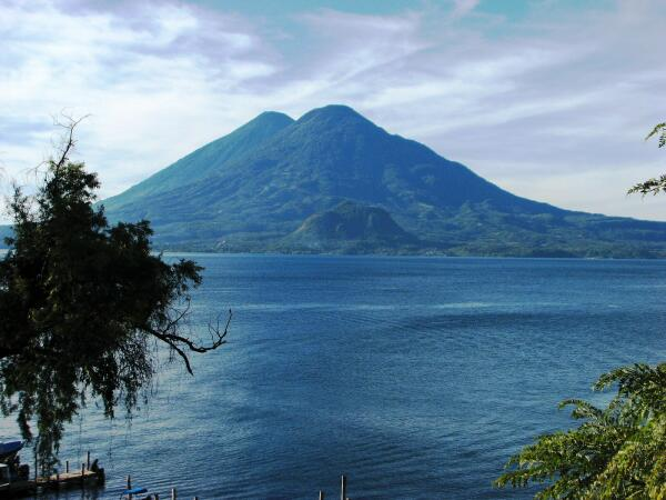 Western Caribbean Lago Atitl 225 N And Chichicastenango