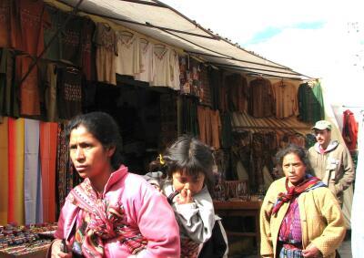 Mercado, Chichicastenango, Guatemala
