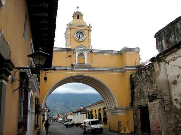 El Arco (the arch), Antigua, Guatemala