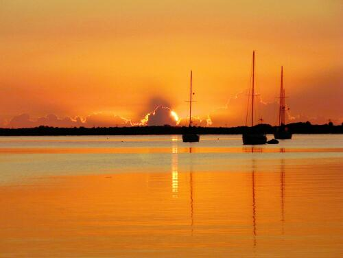 Sunrise, Titusville, Florida
