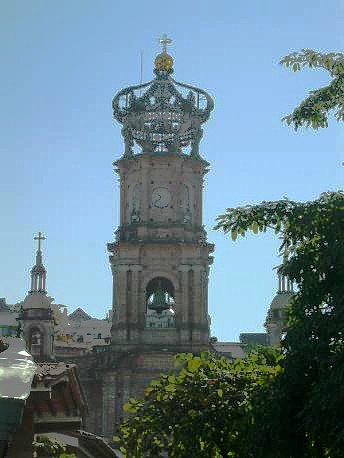 Cathedral, Puerto Vallarta, Mexico