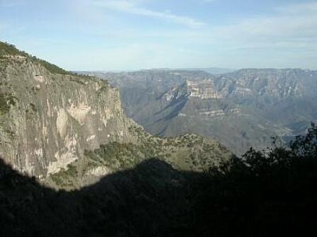 Barranca del Cobre (Copper Canyon) Mexico