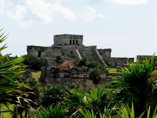 Mayan Temple, Tulum
