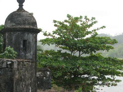 Fortress, Portobelo Panama