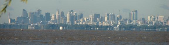 Skyline of Buenos Aires, Argentina