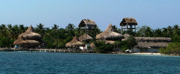 Isla Tintipán, Colombia